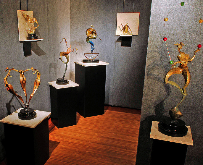 Art And Craft Examples Of Booth Displays