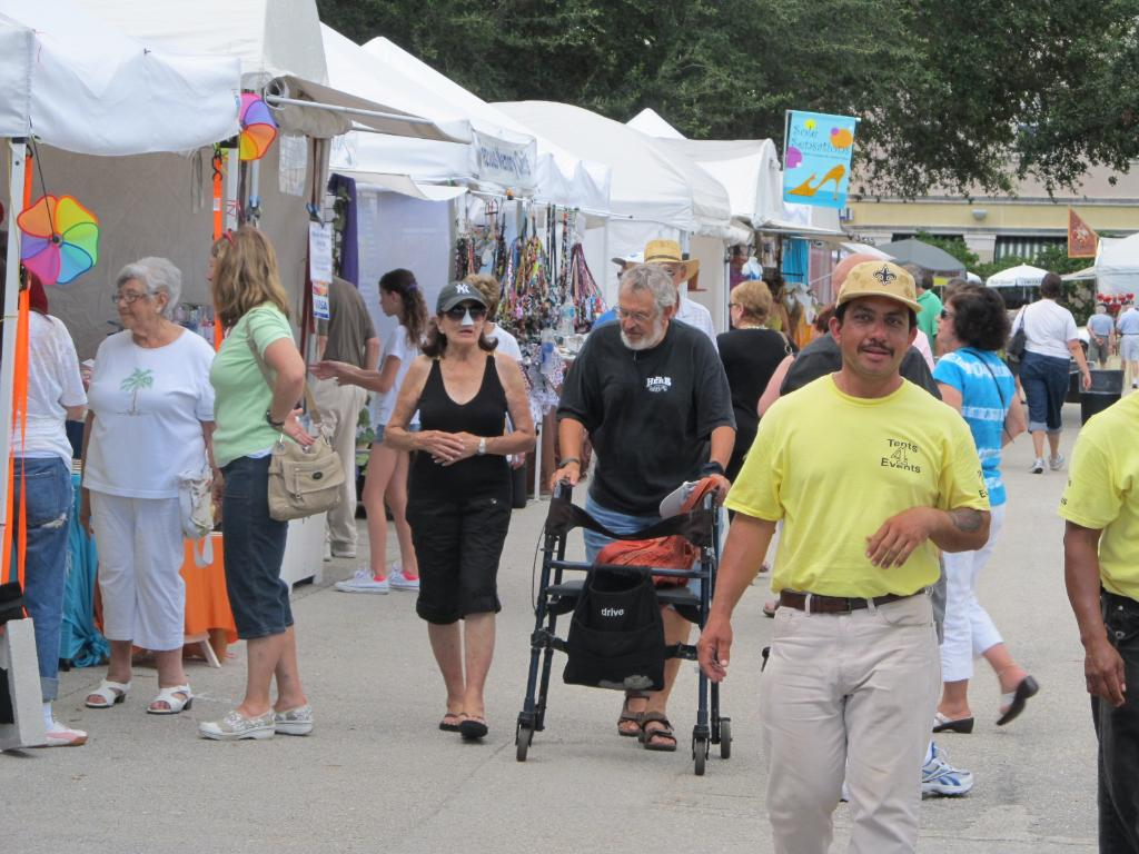 Th Annual Downtown Delray Beach Craft Festival