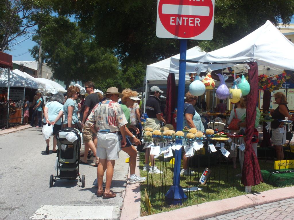 Th Annual Downtown Stuart Craft Fair