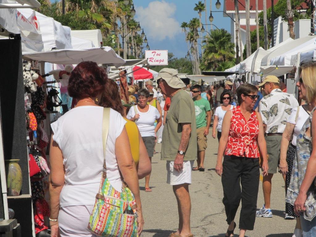 Downtown Venice Craft Festival Th